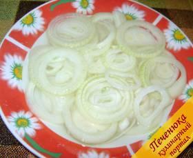 Лук маринованный – кулинарный рецепт