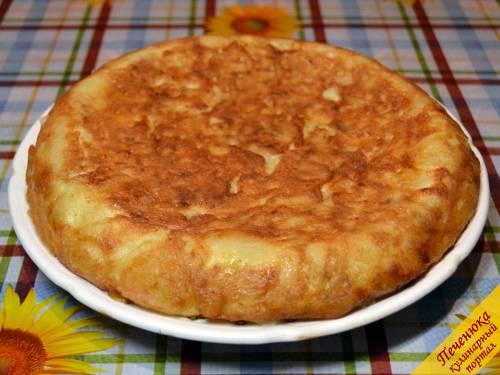 Пряная брокколи с картофельными лепешками, пошаговый рецепт с фото