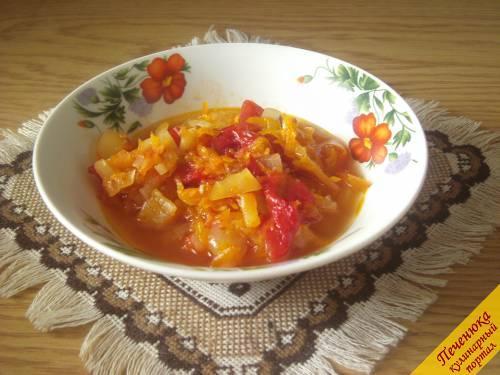 """""""Лечо"""" – кулинарный рецепт"""