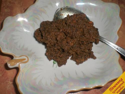 Закуска из перца с рыбным паштетом, пошаговый рецепт с фото