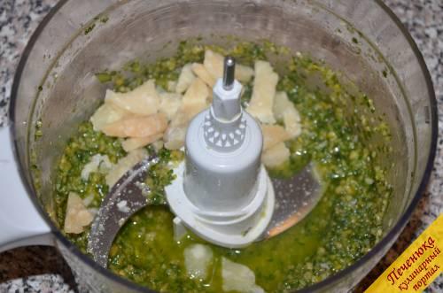 Тальятелле с двумя видами капусты, пошаговый рецепт с фото