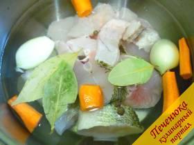 Заливное из судака икреветок, пошаговый рецепт с фото