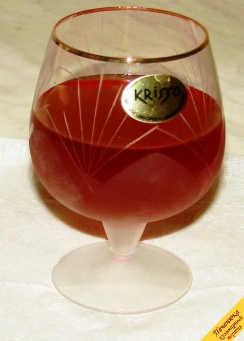 Вино из варенья – кулинарный рецепт